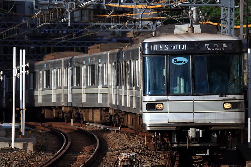 """Tokyo Metro series03 03-110F """"5door"""""""