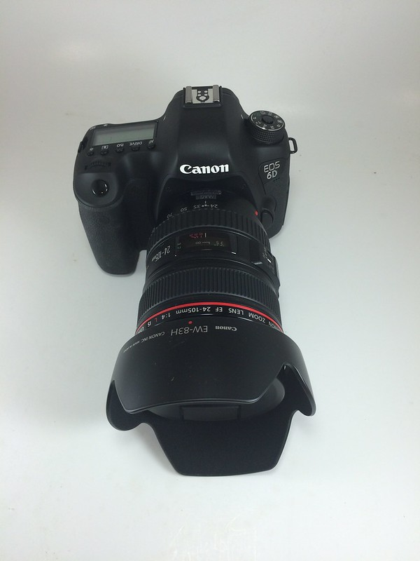 new camera and lens