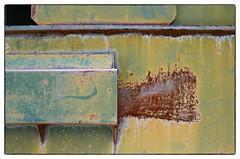Dumpster Rust - Fenwick Island, DE