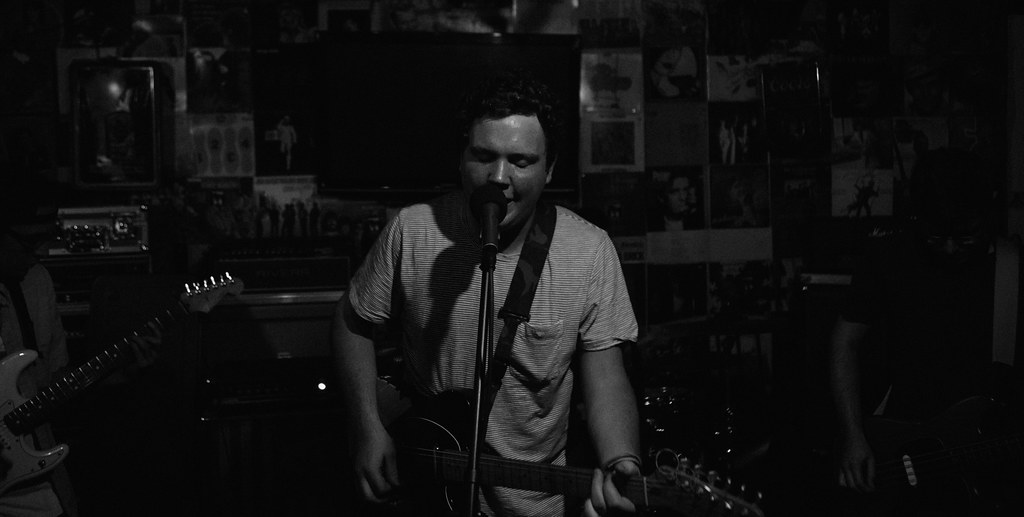 Eric in Outerspace | O'Leaver's | 8.1.15