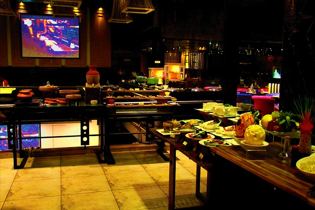 SuraVie Grand Buffet Lunch 4