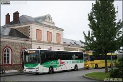 Iveco Bus Crossway - VTNI (Voyages & Transports de Normandie) / Cap Orne