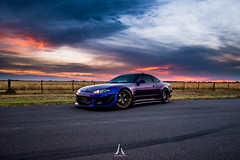 S15 silvia cwest wide body