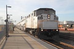 SCRA Metrolink 854 Class F59PH Bo-Bo DE