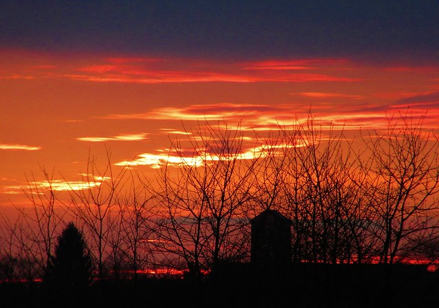 Sunset, Canon POWERSHOT SX610 HS