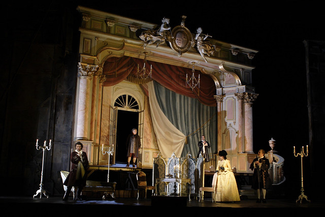 Adriana Lecouvreur, The Royal Opera © ROH/Catherine Ashmore, 2010