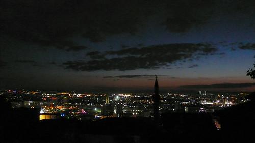 Ankara bei Nacht