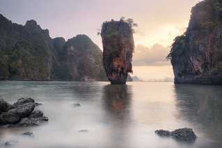 James Bond Island & Sunset