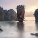 James Bond Island & Sunset by Luís Henrique Boucault