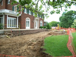 Alumni House Porch Modification