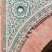 La #Alhambra al detalle, la huella que dejaron los artesanos nazaríes.
