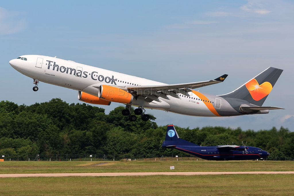 G-TCXB - A332 - Thomas Cook Airlines