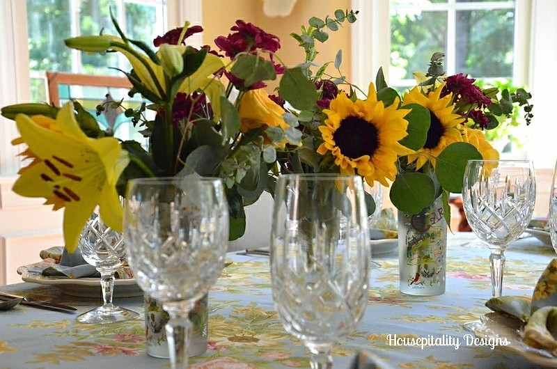Carolina Tablescape