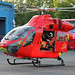 London's Air Ambulance at Willesden Junction by kertappa