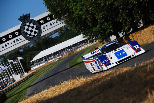 Peter Garrod, Intrepid-Chevrolet RM1, Goodwood Festival of Speed 2015