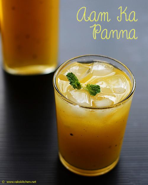 Aam panna recipe | Mango panna