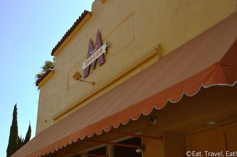 Pizzeria Mozza- Los Angeles, CA: Exterior