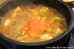 stew, curry, jjigae, kimchi jjigae, sundubu jjigae, food, dish, broth, soup, cuisine,