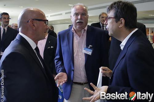 dalmonte, cappellari, tranquillo, italbasket, media day, nazionale, 2015