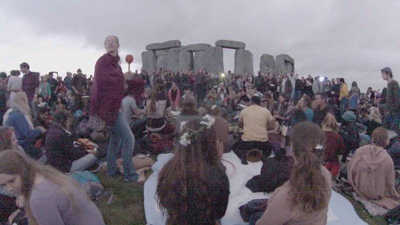 Solsticio Stonehenge, Inglaterra stonehenge el día del solsticio - 19879700409 e192253a63 c - Stonehenge el día del Solsticio