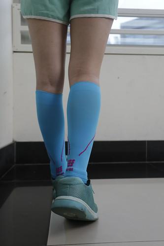 壓縮襪、壓縮腿套實測比較:路跑、消水腫推薦必選的一雙 (5)