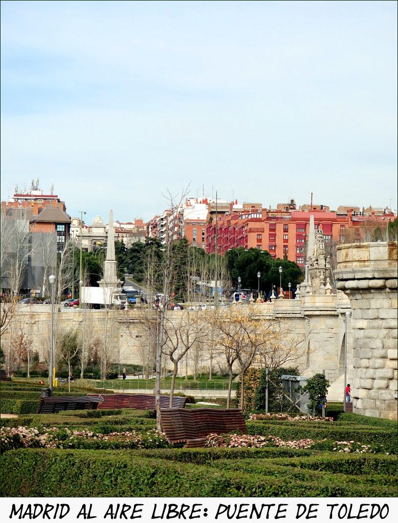 Madrid al aire libre: Puente de Toledo