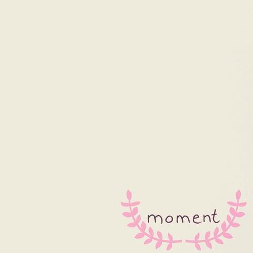 August 2 - A little moment