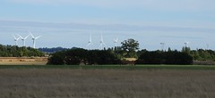 prairie, machine, windmill, field, plain, wind farm, electricity, rural area, wind turbine,