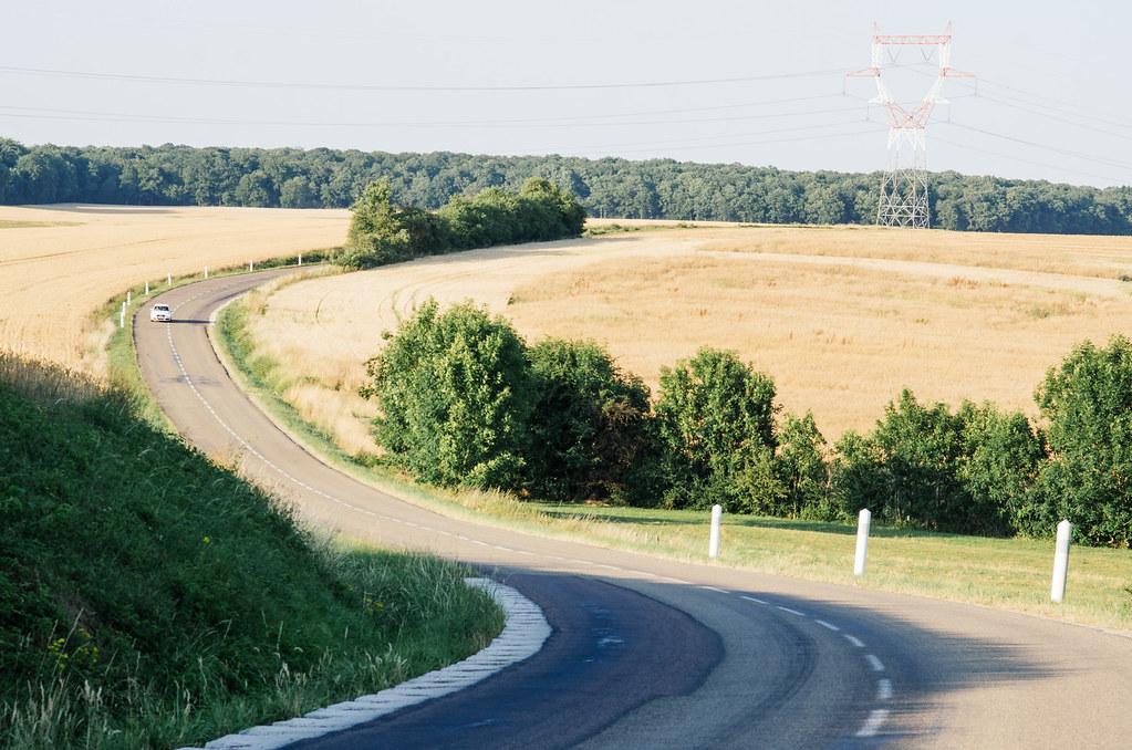 Tourisme vert en Haute Marne - Coup de chaud au paradis - Les lacets