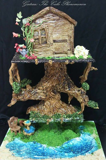 Nature by Faiza Sherjeel of Gateau: The Cake Phenomenon