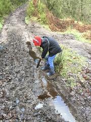 Gradbach - clearing drains