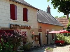 Auberge Saint-Fiacre (XVIIème siècle) - Photo of Langé