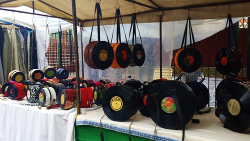 Record Hand Bags