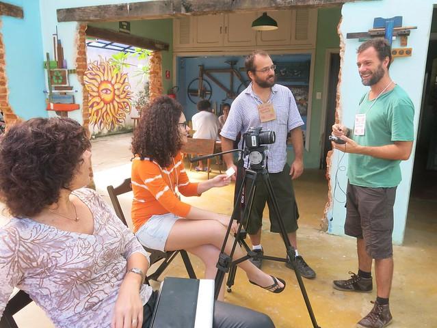 TV Ciência Aberta Ubatuba