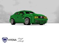 Lancia Hyena (1992 - Zagato)