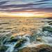 Sunset dream by Richard Larssen