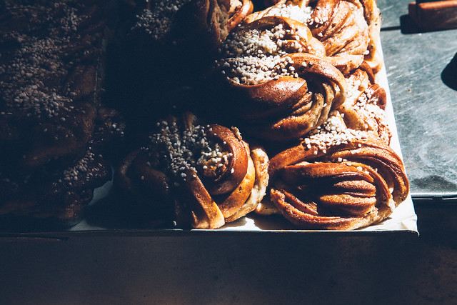 The buns from Fabrique