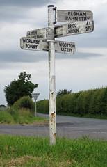 Rural Signost