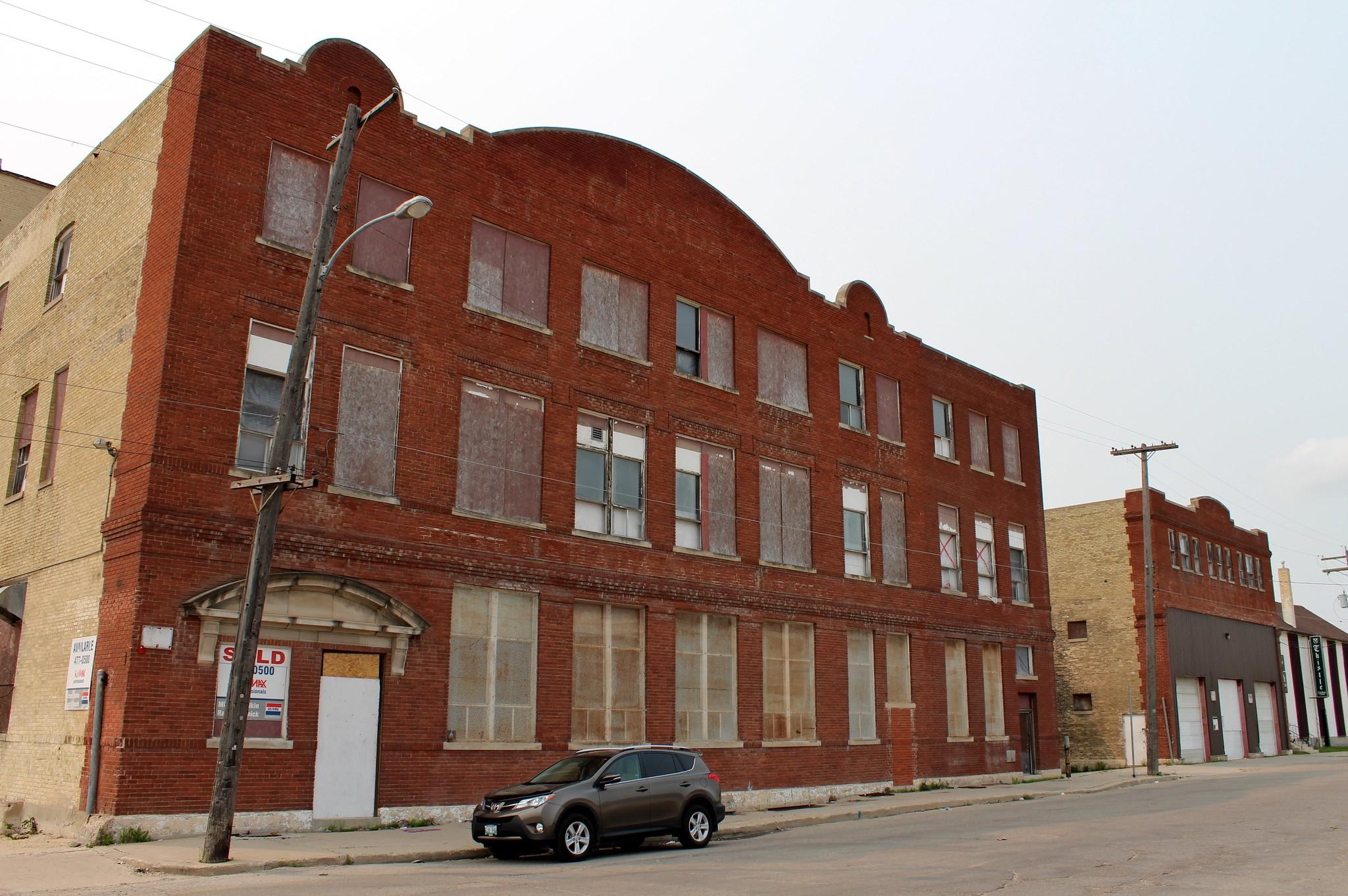 Former Canada Bread Bakery