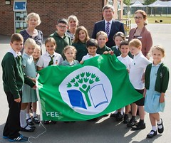 Surrey school wins top eco award