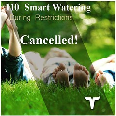 Due to the lack of registrants, the 110 Smart Watering class scheduled for this Saturday, July 11 has been canceled. Stay tuned for more classes being offered later this year.   Thank you. #GOGreen #ValleyRanch #Ranch #SmartWatering