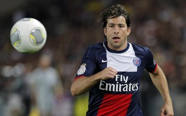 Imprensa francesa aponta interesse do Cruzeiro em Maxwell, do PSG