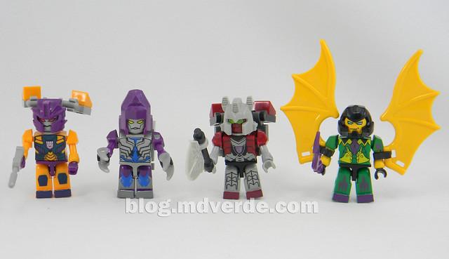 Transformers Abominus Kre-O - modo robot