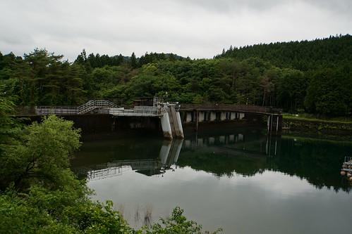 西古屋ダム(栃木)