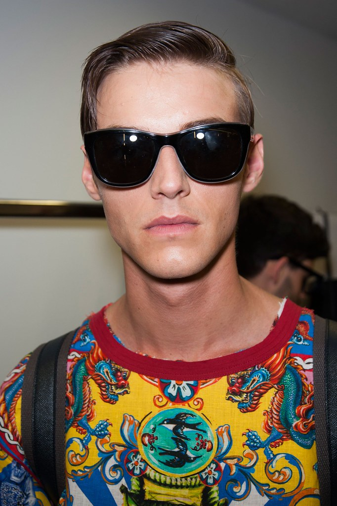 Robbie Wadge3737_SS16 Milan Dolce & Gabbana(fashionising.com)