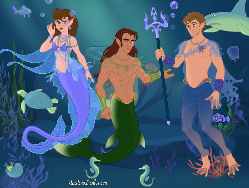 Mermaid-Scene2-by-AzaleasDolls