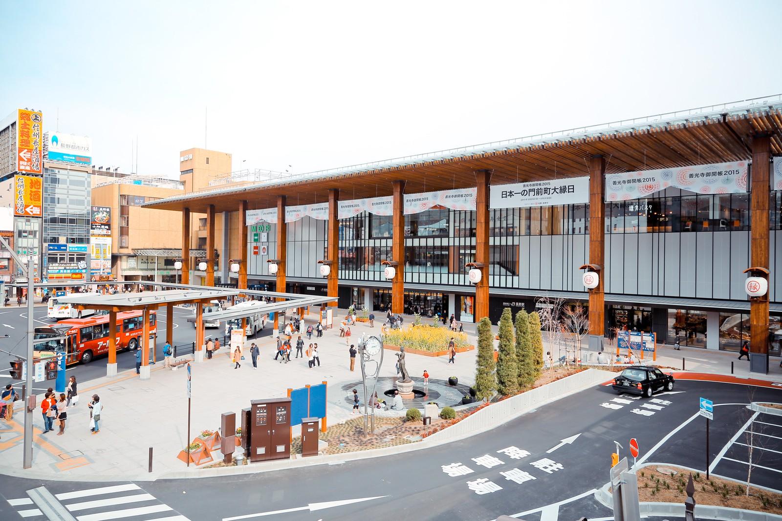 JR長野駅