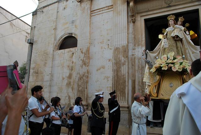 Rutigliano- Ecco il Fotoreportage della nostra amata Vergine del Carmelo (25)