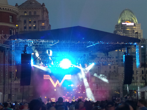 Weezer at Horseshoe Casino