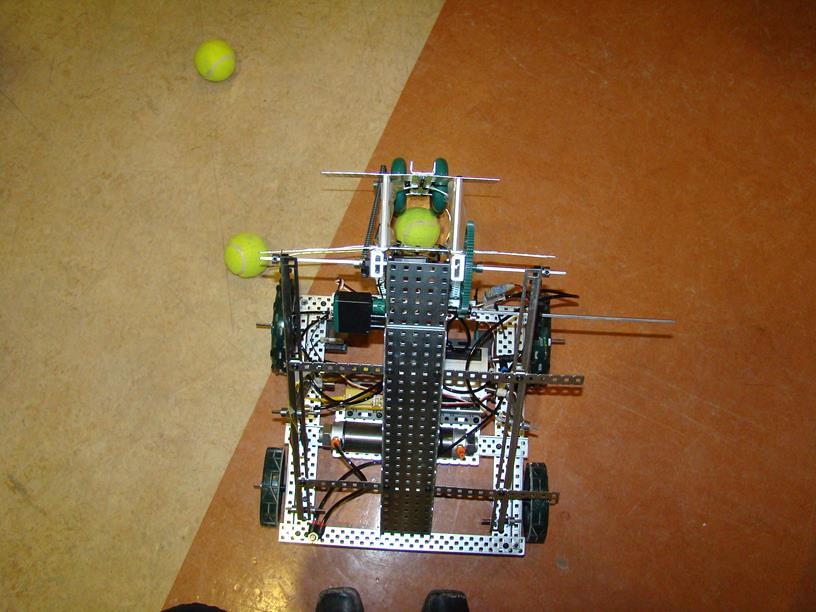Robotics kick off